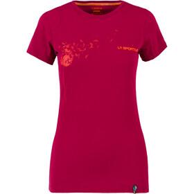 La Sportiva Windy T-Shirt Donna, beet